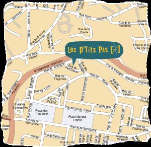 ETAPE Les P'tits Pas - Cherbourg Octeville