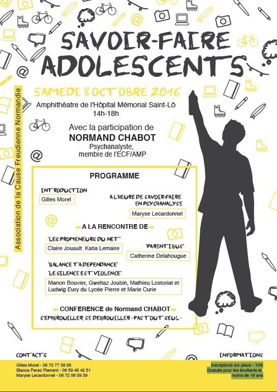 Savoir faire Adolescents